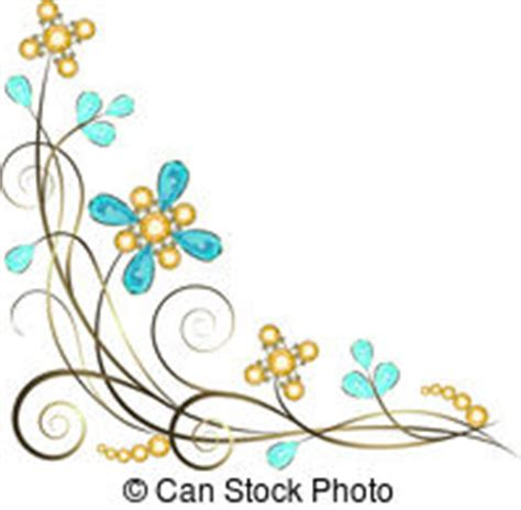 Jewelry Illustrations And Clipart 50 002 Jewelry Royalty Free Illustrations Drawings And Jewelry Border Clip