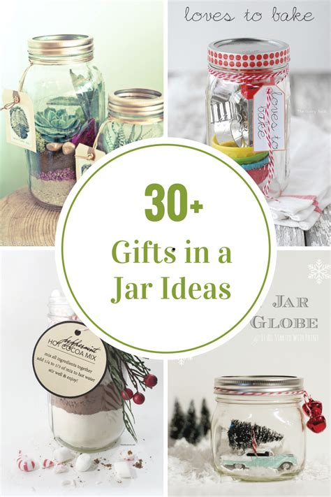 in a jar gifts jar gift ideas the idea room