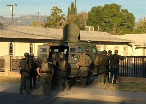 Warrant Search California San Bernardino Redlands Ca Serving Search Warrant To Shooting