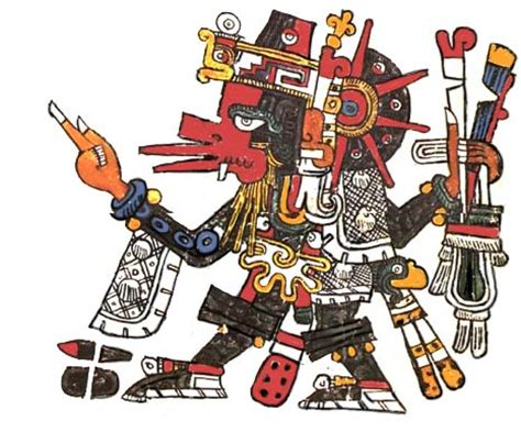 imagenes de dioses aztecas ehecatl wikipedia