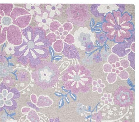 lavender area rug nursery rug lavender pottery barn