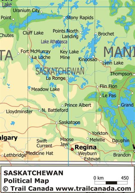 map of saskatchewan canada physical map of saskatchewan canada