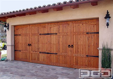 Garage Door Faux Hardware by Dynamic Custom Garage Doors 855 343 3667