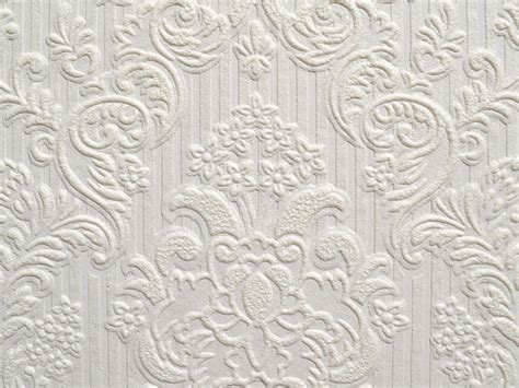 embossed paintable wallpaper vintage embossed paintable wallpaper by the yard white