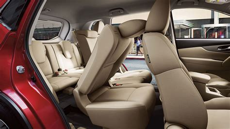 nissan rogue interior 2016 2016 nissan rogue trim levels