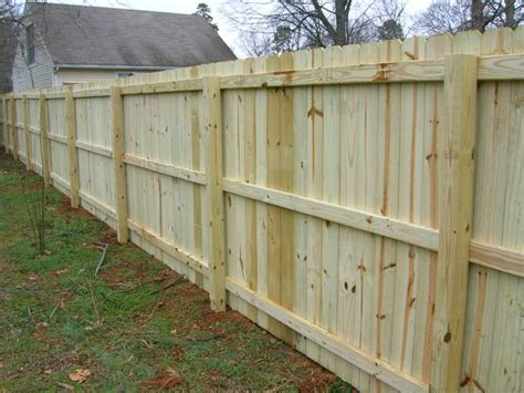 Privacy Fence Plans by Wooden Privacy Fence Ilovemyfence