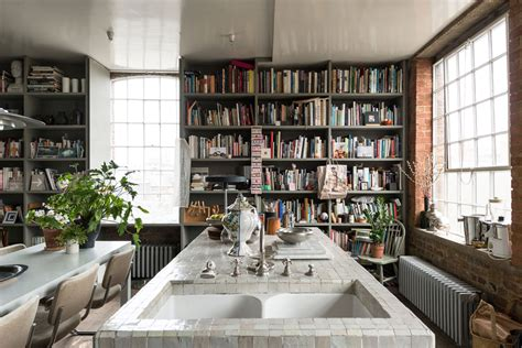 Ilse Crawford puts her Victorian warehouse conversion up ... Ilse Crawford