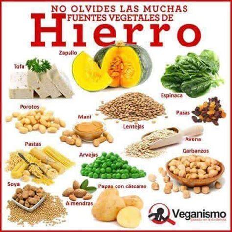 alimentos que contengan mucho calcio alimentos con hierro alimentos que contengan hierro quot fe