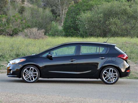 2014 Kia Forte5 Ex 2014 Kia Forte5 Sx Review And Spin Autobytel