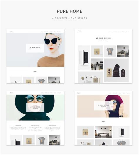 adobe muse mobile templates responsive creative portfolio muse template by