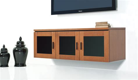 wall mounted media cabinet modern entertainment center with wall mounted media