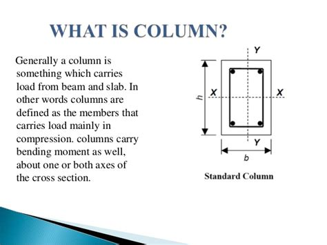 design load definition biaxial column design