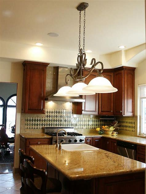 1000 ideas about kitchen island lighting on