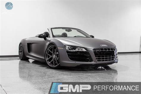 Audi A8 Spider by Gmp Gallery Audi A8 V10 Spyder W Modulare B18 Wheels