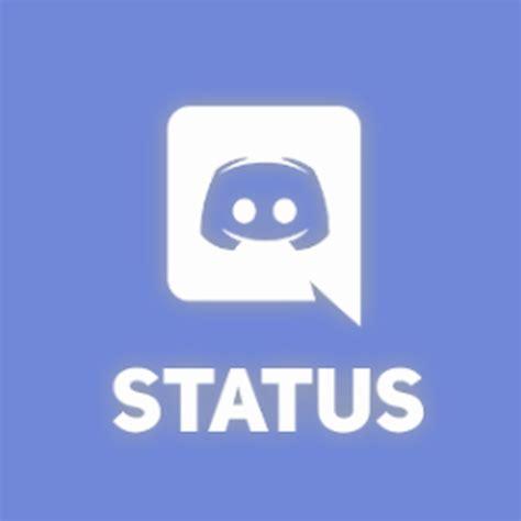 discord server status discord status discord bots