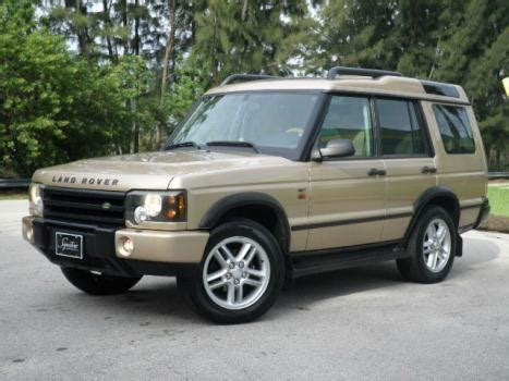 tan land rover discovery land rover rover discovery 4x4 se 7 cars for sale