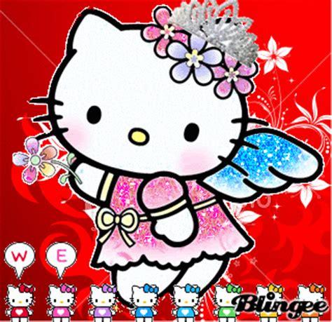 imagenes de hello kitty con brillo y movimiento el mundo cibernetico de hello kitty auto design tech