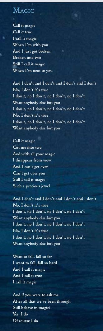 coldplay magic lyrics 17 best ideas about yellow coldplay lyrics on pinterest