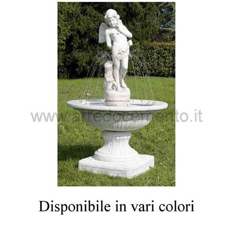 fontane x giardino fontane da giardino diam cm110x218h nei vari colori