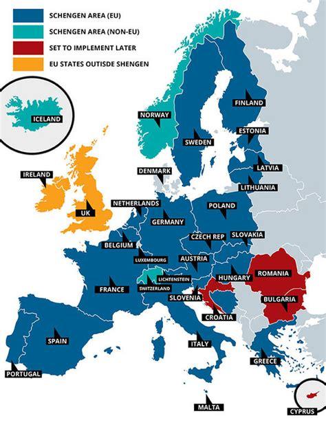 schengen area   european passport