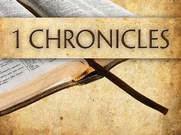 year one chronicles of the one book 1 booksofthebible 1chronicles slide1x 365 y 273 graig s
