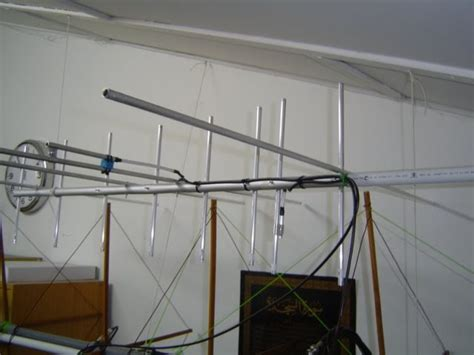my radio 9w2yed my vhf uhf portable yagi uda antenna construction for satellite