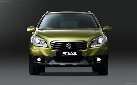 Crossover Suzuki 2014 Suzuki Sx4 Crossover 2014 Widescreen Car Photo 05