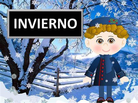 imagenes sobre invierno las estaciones del a 209 o el invierno videos para ni 209 os