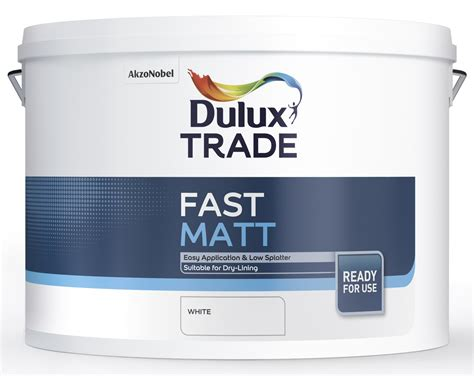 how many liters of paint for a room dulux trade fast matt 10 litres