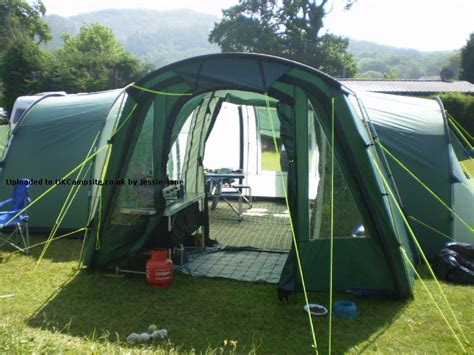 kc tent and awning khyam kansas 8 family tunnel tent reviews and details