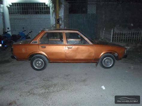 1980 Toyota Corolla Sale Used Toyota Corolla 1980 Car For Sale In Karachi 896716