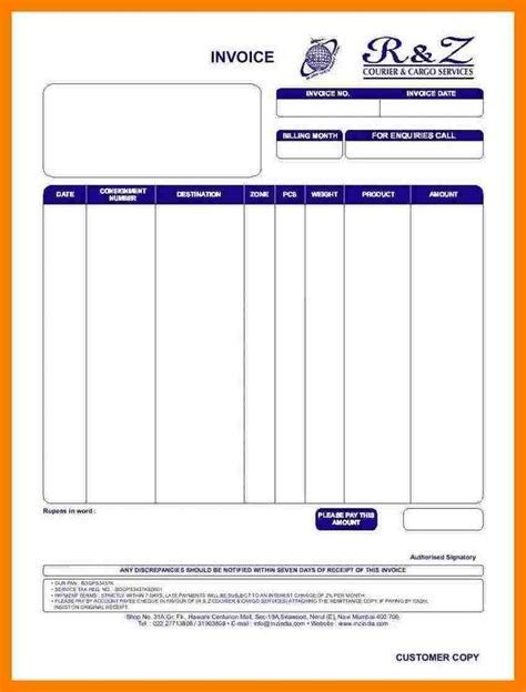 in cashier resumes air travel ticket invoice template ticket invoice