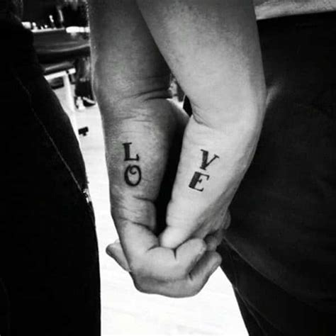 matching tattoos for lovers 50 matching tattoos for couples inkdoneright