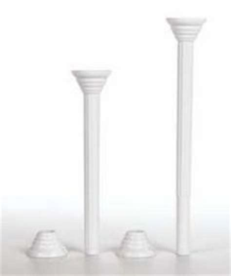1000+ images about cake pillars and dowel rods on