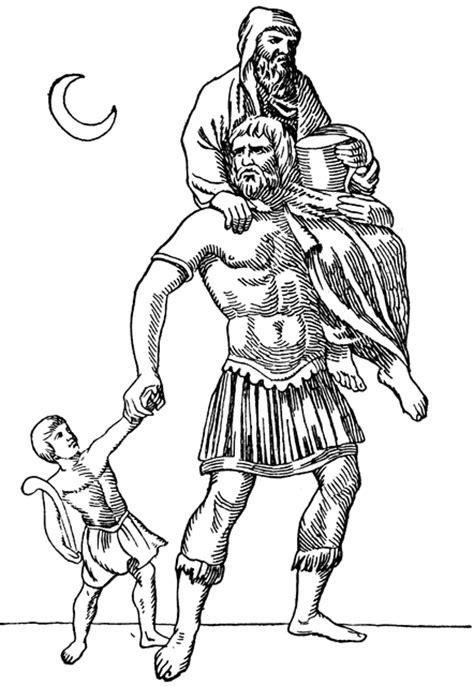 Aeneas | ClipArt ETC