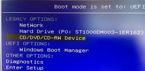 access bios change boot order for any version of window