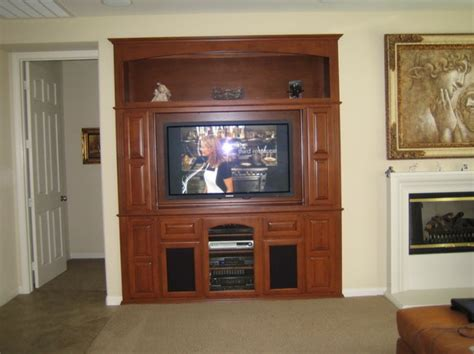 How Much Do Custom Kitchen Cabinets Cost by A Built In A Wall Unit Is A Great Alternative To