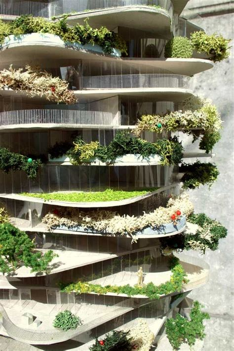 by 2050 urban buildings that breathe and adapt greenbiz urban cactus an architectural project in rotterdam