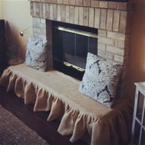 baby proof fireplace by turning into a and put