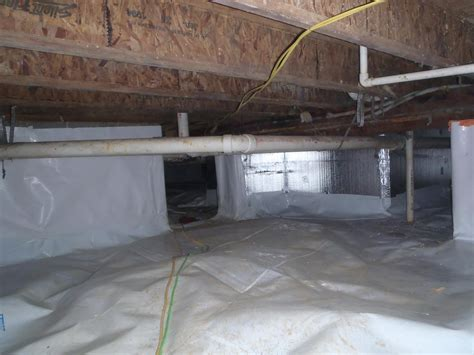 Template For Crawl Space Encapsulation Basement Systems Of West Virginia Crawl Space Repair
