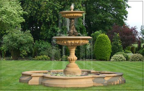 english garden ornamental water fountain ideas 3558 latest decoration ideas