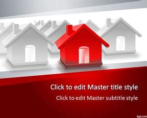 powerpoint templates free house free construction powerpoint templates