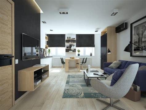 Cuisine Ouverte Sur Salon 30m2 3000 by 5 Apartment Designs 500 Square