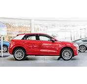New Audi Q2 Crossover Arrives At Forum Neckarsulm