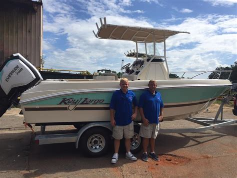 caravelle boat group llc congrats chris wheeler and geoff roblee c g boat