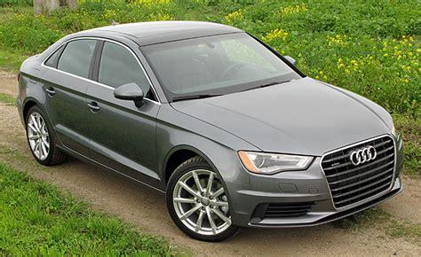 2015 Audi A3 Sedan Review 2015 Audi A3 Review Car Reviews