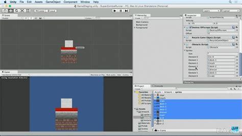 unity tutorial lynda دانلود lynda unity 5 2d tutorial series فیلم آموزشی ساخت
