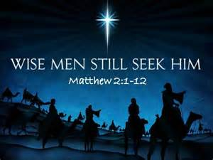 Wise men search for the baby epiphany frontline study