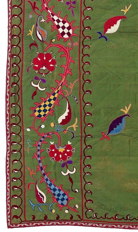 uzbek vintage suzani handmade embroidery embroidery pinterest 278 best images about embroidery indian pakistan