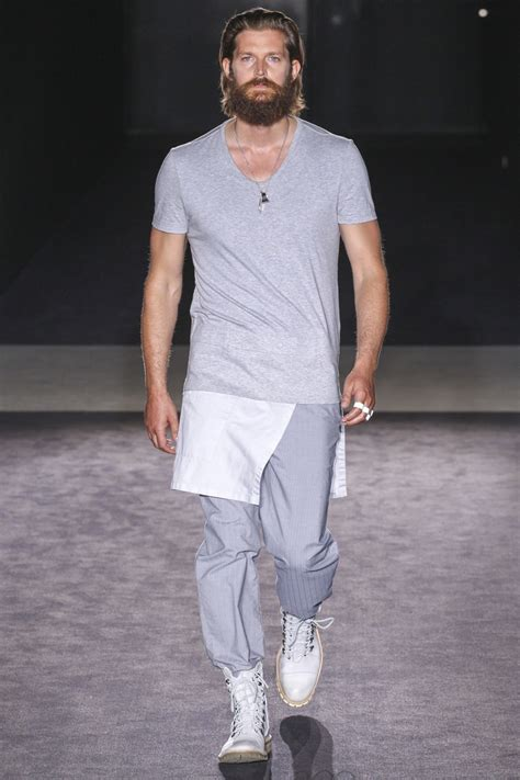 maison martin margiela maison martin margiela spring summer sophisticated menswear collection 2018